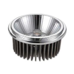 Lampadina LED faretto AR111 40'D 20W 12V Bianco caldo SKU: 1246 | VT: VT-1120