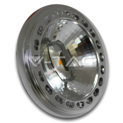 Lampadina LED faretto AR111 14W 12V Bianco freddo SKU: 4061 | VT: VT-1110