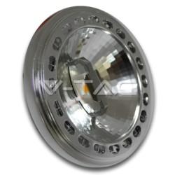 Lampadina LED faretto Faretto AR111 a LED 15W Bianco caldo dimmerabile