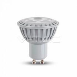 Lampadina LED faretto 5W GU10 Plastica Bianco Freddo