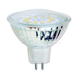 Lampadina LED faretto 6W GU10 Plastica 110° Bianco dimmerabile