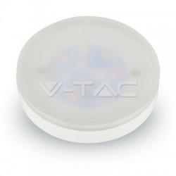 Lampadina LED 7W GX53 Plastic Bianco