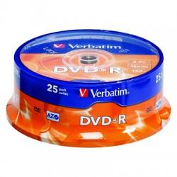 25pz DVD-R Verbatim