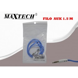 Cavo Aux Jack 3,5mm Audio MaxTech