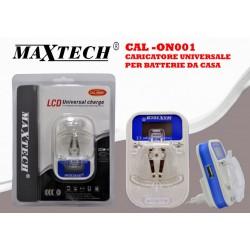 Caricabatteria Esterno Universale 5v MaxTech
